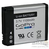 GoPro Kamera Zubehör GoPro Zub.: Ersatzakku HD HERO