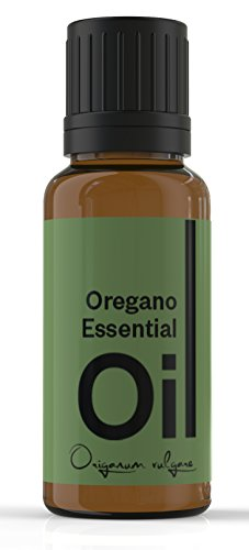Cielune Oregano Essential Oil - 100% Pure, All Natural Steam Distilled - Therapeutic Grade - Ideal for Aromatherapy - Antiseptic, Antibacterial, Purifying - Natural Remedy for Acne, Digestive Health, Immune Support & Joint Health - Satisfaction Guaranteed