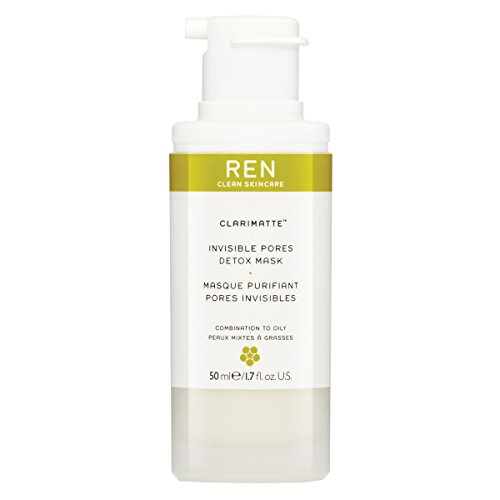 Ren Invisible Pores Detox Mask Für Mischhaut bis fettige Haut, (1 x 50 ml) thumbnail