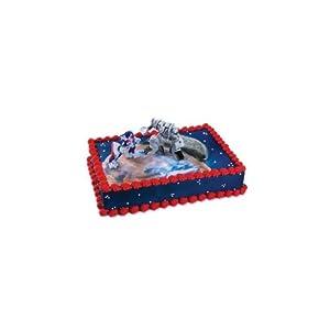 Amazon.com: Transformers Optimus Megatron Cake Decorating ...