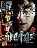 HARRY POTTER AND THE DEATHLY HALLOWS PART 2 STICKER COLLECTION - ALBUM AND ALL THE STICKERS TO COMPLETE THE ALBUM PANINI