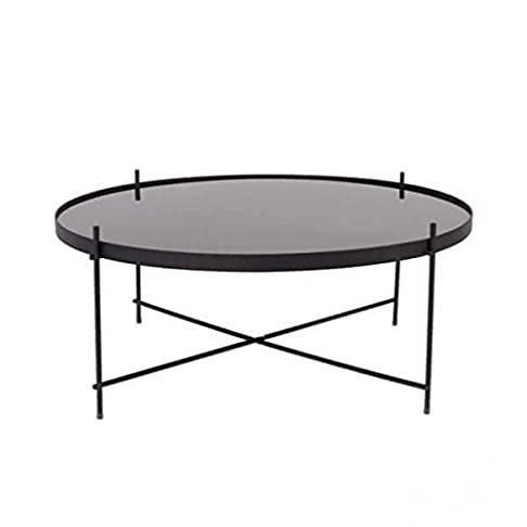 Tavolino da salotto, colore: nero