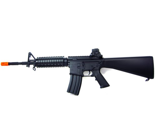 Well R7 M4 RIS Electric Airsoft Rifle