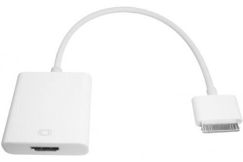 Apple IPAD/IPHONE4/IPOD touch 4G vers hdmi