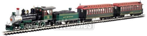 Bachmann Trains Mountaineer Ready-To-Run Large Scale Train Set front-226473