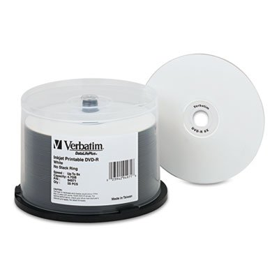 Verbatim DataLifePlus 94971 DVD Recordable Media - DVD-R - 8