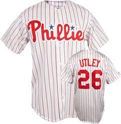 Chase Utley Youth Philadelphia Phillies Jersey - Buy Chase Utley Youth Philadelphia Phillies Jersey - Purchase Chase Utley Youth Philadelphia Phillies Jersey (Majestic, Majestic Boys Shirts, Apparel, Departments, Kids & Baby, Boys, Shirts, Boys Shirts)