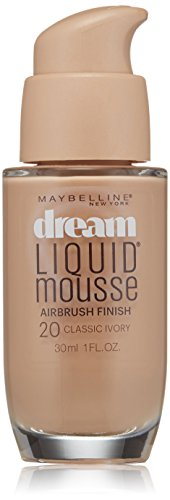 Maybelline New York Dream Liquid Mousse Foundation