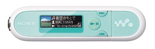 SONY ウォークマン Eシリーズ FM付 <メモリータイプ> 2GB グリーン/ピンク NW-E042/GP