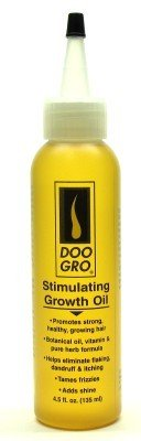 Doo Gro Oil Stimulating Growth 4.5 oz. (3-Pack) with Free Nail File