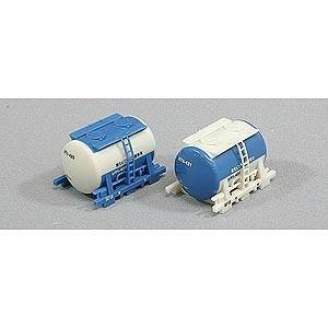 TOMIX N gauge 3114 UT-1 tank container (2 pieces / two-tone color)