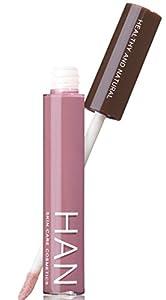 HAN Skin Care Cosmetics 100% Natural Lip Gloss, raspberry chardonnay