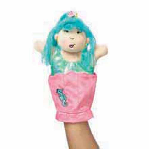 Silly Sounds Mermaid Coral Queen Hand Puppet - 1