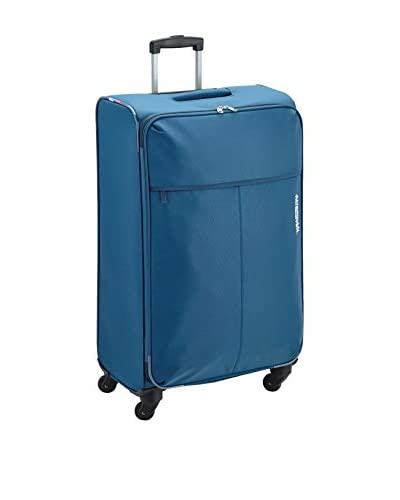 American Tourister Trolley semirrígido AT Toulouse 2.0 Spinner Azul 78 cm