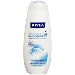 Nivea Touch Of Smoothness Moisturizing