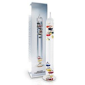 Amazon Com 17 Quot Galileo Thermometer With Multi Colored