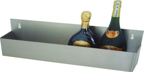 ExcelSteel Stainless Speed Rail Barware