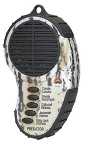 Altus Brands Llc Cass Creek Predator Call One Hand Operation Convenient Belt Clip by CALLS-PREDATOR