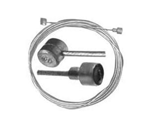 "Pyramid Cable Brake 1.5 X 2667 (105"") Steel Standard Universal Tandem"