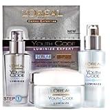L'Oreal Youth Code Luminize Day Cream 50 ml/ Serum 30 ml