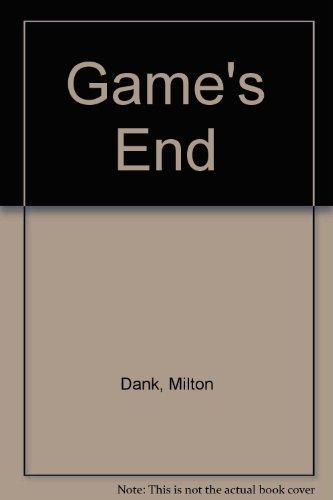 Game's End PDF