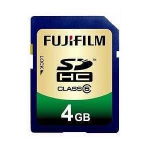 FUJIFILM SDHCカード  F SDHC-004G-C6