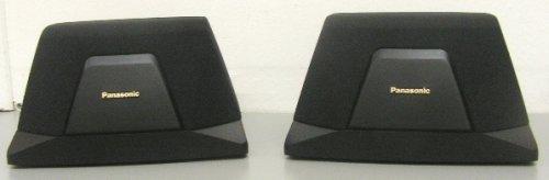 Panasonic Sb-Ps60A Home Theater Rear 30 Watt Wall Mountable Speaker (Pair)