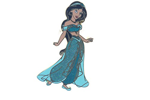 Disney's Princess Jasmine Glitter Dress (Aladdin)