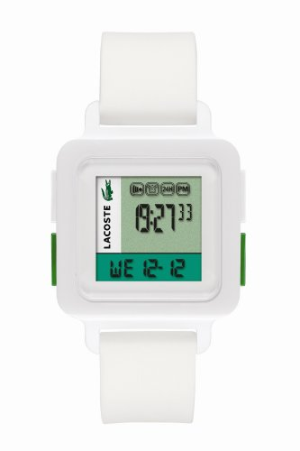 Men's White and Green Kino