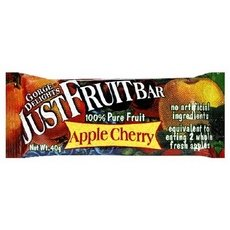 Gorge Delights Justfruit Apple Cherry Bar (16X40 Gram)