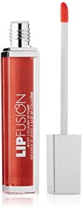 FusionBeauty LipFusion Micro-Injected Collagen Lip Plump Color Shine, Fresh