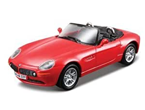 Amazon.com: BMW Z8 in Red Diecast Model Car: Toys & Games