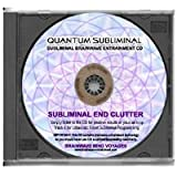 BMV Quantum Subliminal CD Clear Clutter (Ultrasonic Subliminal Series) ~ Brainwave Mind Voyages