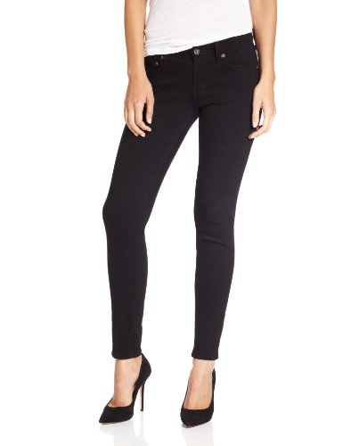 Red Engine Women's Scorcher Super Skinny Ankle Length Jeans, Black, 27