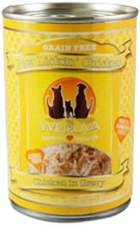 Weruva Dog Food, Paw Lickin' Chicken,14-Ounce Cans(Pack of 12)