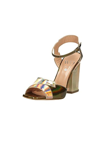 Wo Milano T41 Sandali DONNA Multicolor, Taglia 36