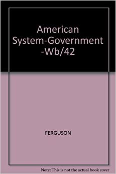 the american system of government A federal system of government works by dividing the powers between two levels of government  american federal system federal government.