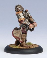 Privateer Press Protectorate of Menoth - Vassal of Menoth Model Kit