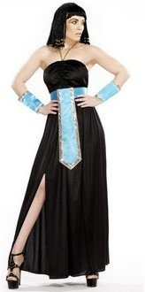 Egyptian Queen Nefertiti Adult Womens Costume