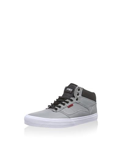 Vans Hightop Sneaker M Bedford Bomber grau