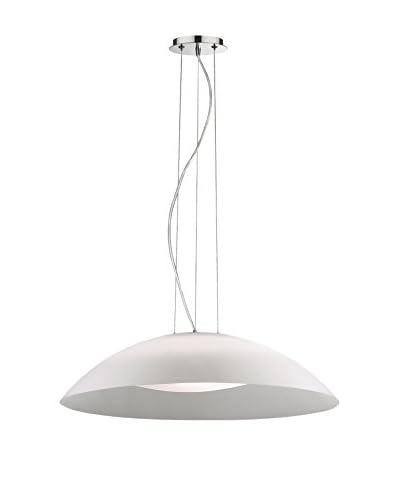 EVERGREEN LIGHTS Lámpara De Suspensión LENA SP3 D64 Blanco