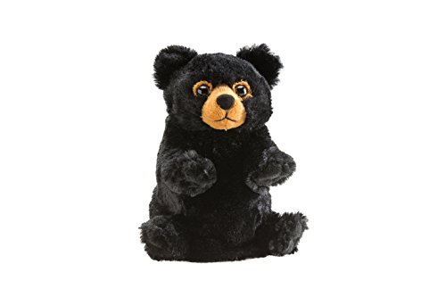Switch A Rooz Wolf/Black Bear Plush