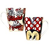 Authentic Disney Minnie Mouse Peek a Boo Coffee Mug CUP