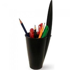 Negro lápiz pot