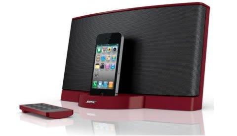Bose Sounddock® Series Ii Digital Music System (Red)