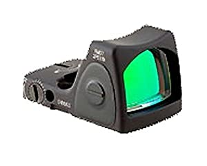Trijicon RMR Sight Adjustable (LED, 6.5 MOA Red Dot)