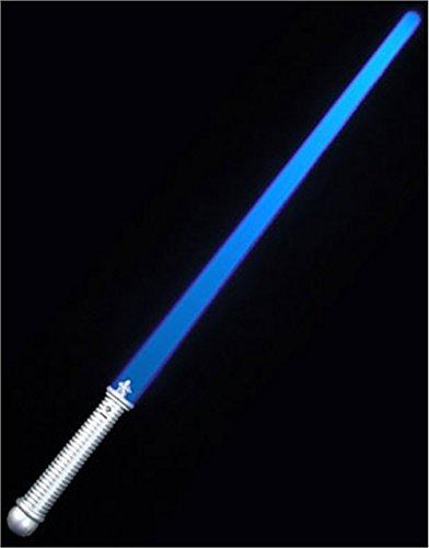 """28"""" Blue LED Lightsaber Glowing Toy Costume Light Saber"""
