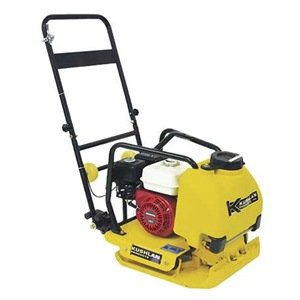 Vibratory/Reversible Plate Compactor with Honda Engine