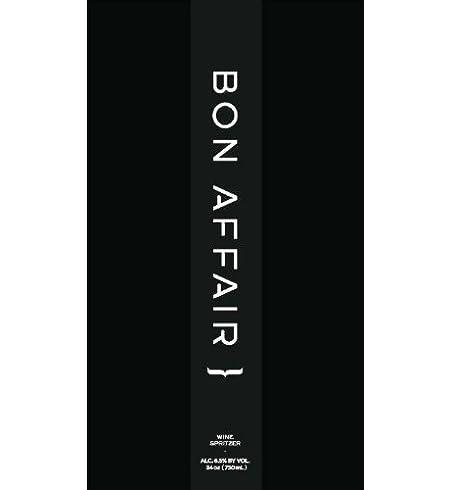2012 Bon Affair Syrah Wine Spritzer 750 mL at Amazon's Wine Store