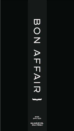 Bon Affair 2012  Syrah Wine Spritzer 750 mL